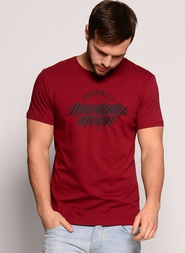Fresh Company Sweatshirt Bordo
